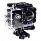 Экшн камера A7 Sports Cam FullHD Черная полный компект