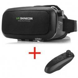 3D Очки виртуальной реальности VR BOX SHINECON с пультом