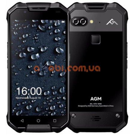 Мобильный телефон AGM X2 SE 6/64 Gb Black