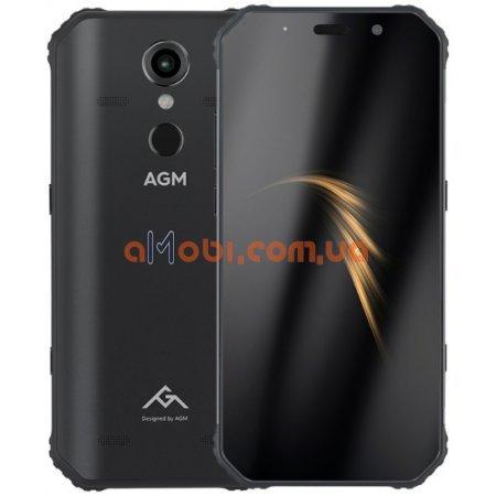 Мобильный телефон AGM A9 4/64 Gb Black