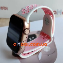 Смарт-часы IWO 11 Pink копия Apple Watch 5