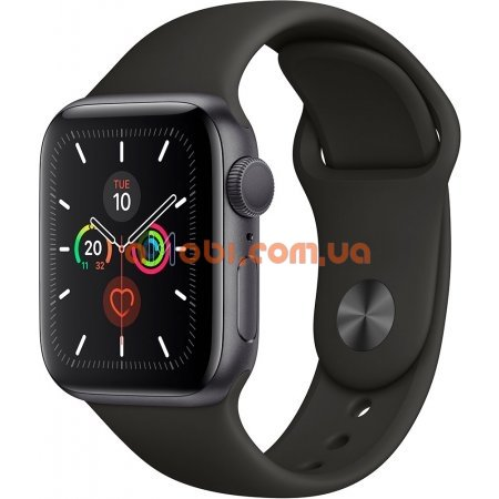 Смарт-часы IWO 11 Space Grey копия Apple Watch 5
