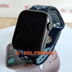 Смарт-часы IWO 11 Space Grey копия Apple Watch 5