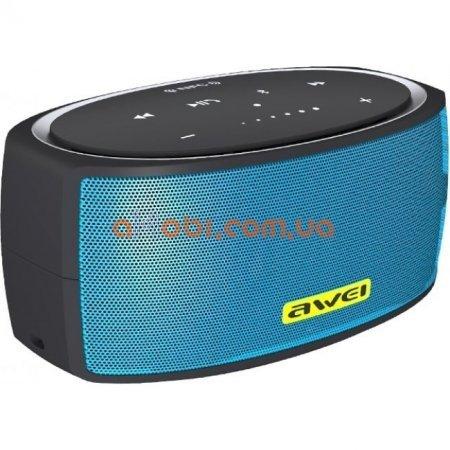 Портативная колонка Awei Y210 Blue