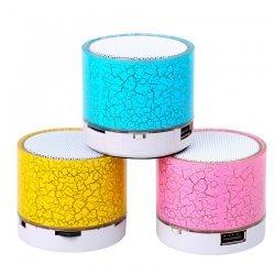 Портативная колонка S60 Bluetooth c LED подсветкой