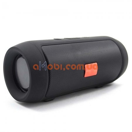 Колонка JBL Charge 2+ MINI W2 – Bluetooth, FM, MP3 Черный