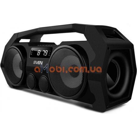 Портативная колонка Sven PS-465 Black