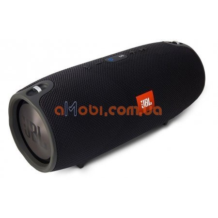 Колонка JBL Xtreme mini Bluetooth сабвуфер Черный