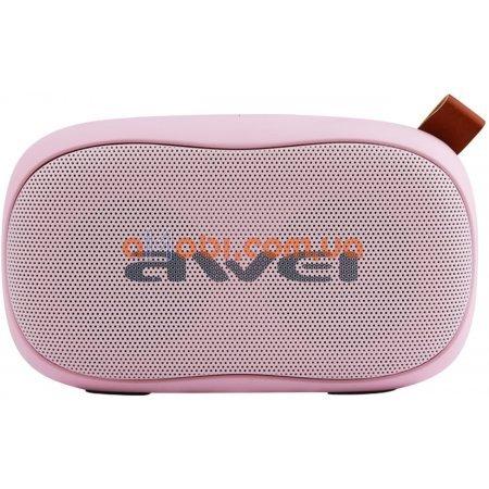 Портативная колонка Awei Y900 Pink