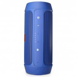 Колонка JBL Charge 2+ Bluetooth, PowerBank Синий