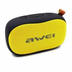Портативная колонка Awei Y900 Yellow-Black
