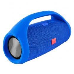 Колонка JBL BOOMBOX MINI E10 с USB, SD, FM, Bluetooth, 2-динамиками, хорошая реплика JBL Синий