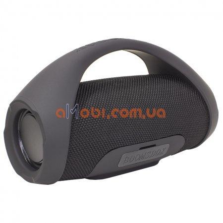 Колонка JBL BOOMBOX MINI E10 с USB, SD, FM, Bluetooth, 2-динамиками, хорошая реплика JBL Черный