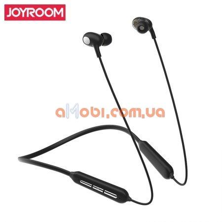 Беспроводные Bluetooth наушники Joyroom JR-D5 Black