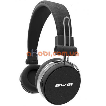 Беспроводные Bluetooth наушники Awei A700BL Black