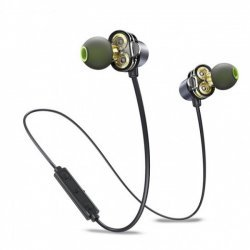 Беспроводные Bluetooth наушники Awei X650BL Black