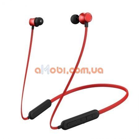 Беспроводные Bluetooth наушники Hoco ES29 Graceful sports Red
