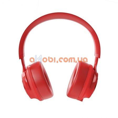 Беспроводные Bluetooth наушники Hoco W22 Talent sound Red