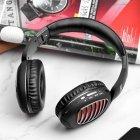 Беспроводные Bluetooth наушники Hoco W23 Brilliant sound Black