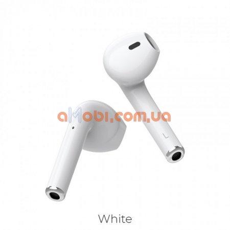 Беспроводные Bluetooth наушники Hoco ES20 White