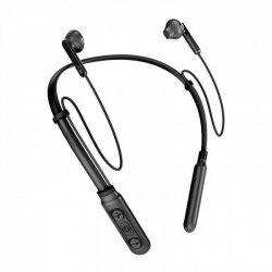 Беспроводные Bluetooth наушники Baseus Encok Neck Hung S16 Black