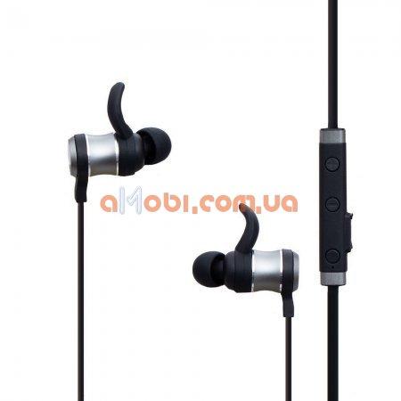 Беспроводные Bluetooth наушники Celebrat A10 Grey