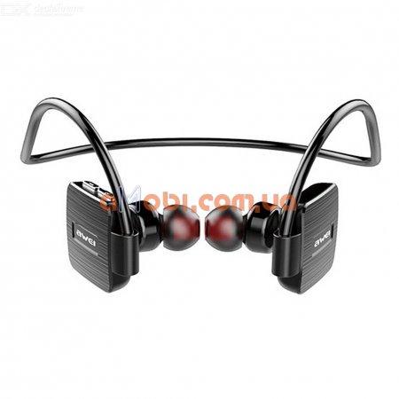 Беспроводные Bluetooth наушники Awei A848BL Black