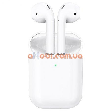 Беспроводные Bluetooth наушники Hoco ES39 White