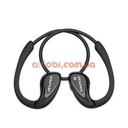 Беспроводные Bluetooth наушники Awei A880BL Black