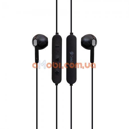 Беспроводные Bluetooth наушники Celebrat A17 Black