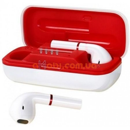 Беспроводные Bluetooth наушники Joyroom JR-T06 mini Bilateral TWS White