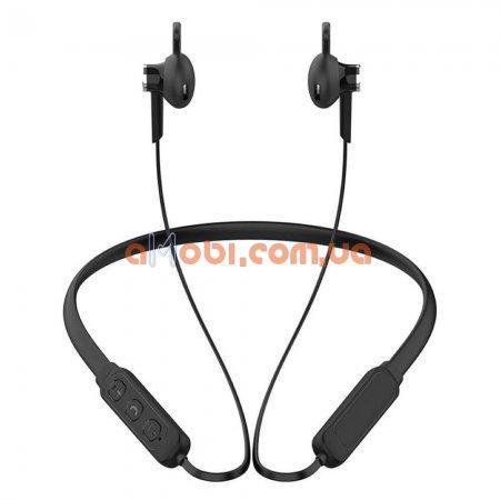 Беспроводные Bluetooth наушники Celebrat A16 Black