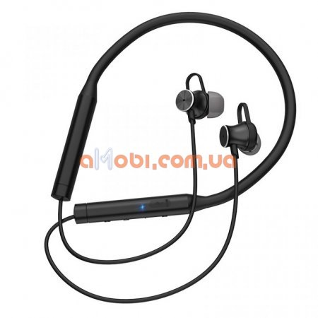 Беспроводные Bluetooth наушники Hoco S2 Joyful Active sports Black
