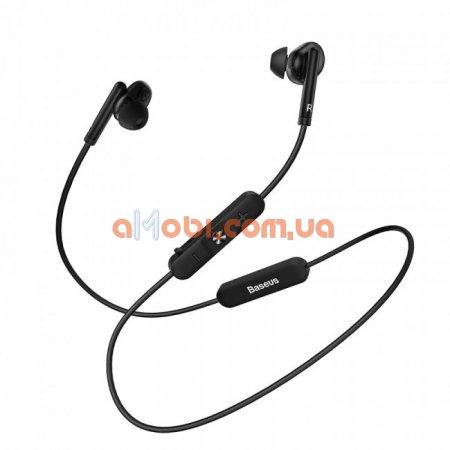 Беспроводные Bluetooth наушники Baseus Encok S30 Black