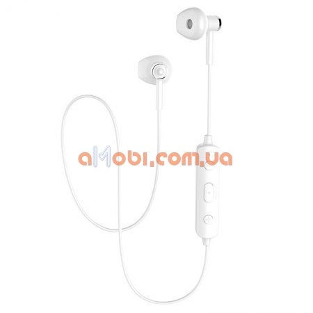 Беспроводные Bluetooth наушники Hoco ES21 White