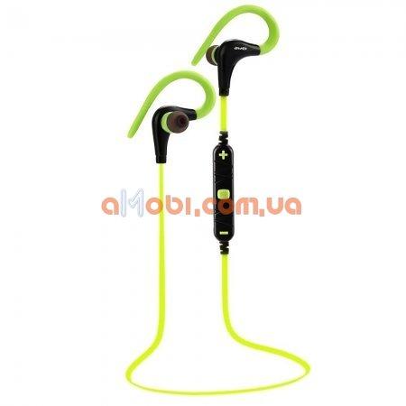 Беспроводные Bluetooth наушники Awei A890BL Green