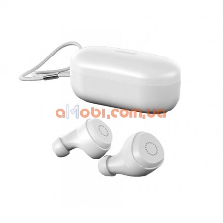 Беспроводные Bluetooth наушники Joyroom JR-TL1 Bilateral TWS White