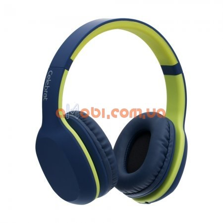 Беспроводные Bluetooth наушники Celebrat A18 Green