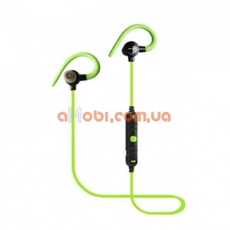 Беспроводные Bluetooth наушники Awei A620BL Green