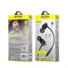 Беспроводные Bluetooth наушники Awei WT30 Black