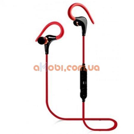 Беспроводные Bluetooth наушники Awei A890BL Red