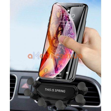 Автомобильный держатель Gocomma для телефона iphone, samsung, huawei, Xiaomi, gps универсальный