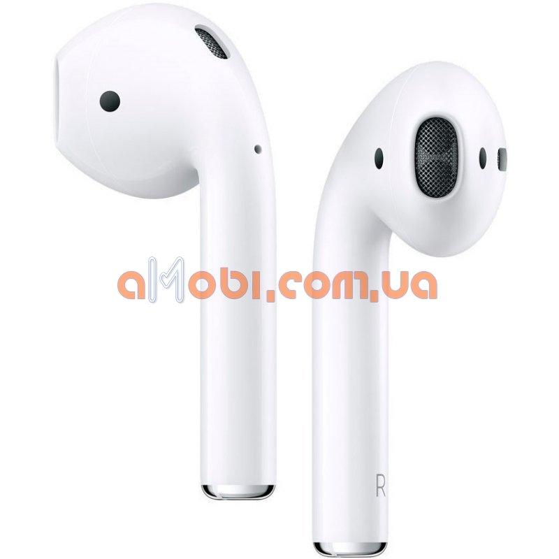 Наушники Apple AirPods (MMEF2ZE/A) Оригинал + Чехол
