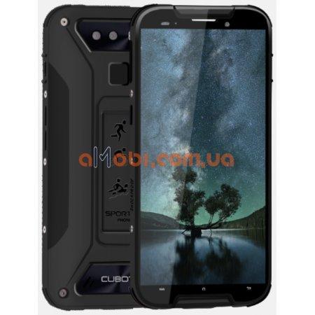 Мобильный телефон Cubot Quest Lite 3/32 Gb Black
