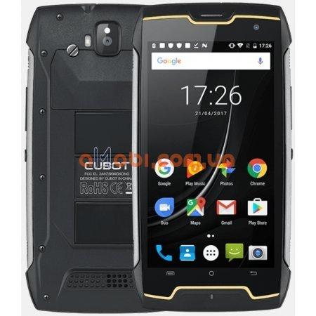 Мобильный телефон Cubot King Kong 2/16 Gb Black