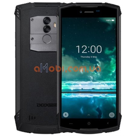 Мобильный телефон Doogee S55 4/64 Gb Black