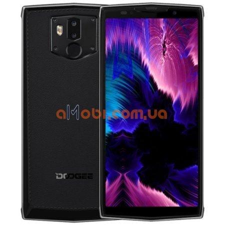 Мобильный телефон Doogee BL9000 6/64 Gb Silver + Беспроводная зарядка