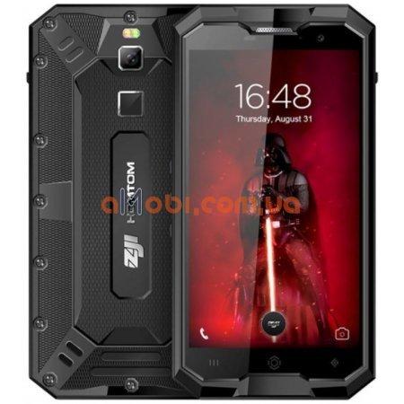 Мобильный телефон Homtom ZOJI Z8 4/64 Gb Black