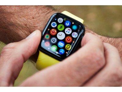 <Видео обзор смарт-часов Apple Watch 5 копия