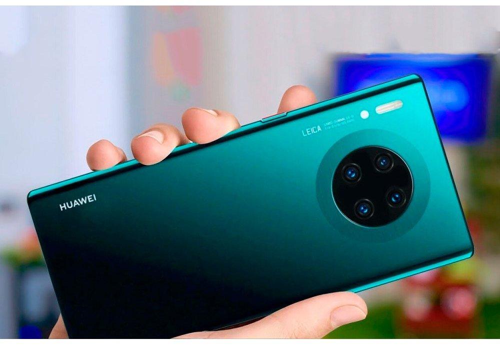 Видео обзор копии Huawei Mate 30 Pro — новинка 2020 года